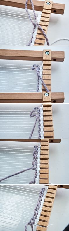 Soumak Chain Weave | The Weaving Loom