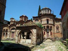Serbian Monastery Hilandar, Greece