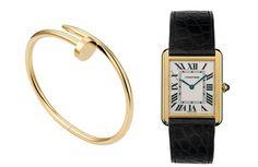 Cartier tank solo, juste un clou bracelet
