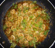 Cilantro Shrimp - Hispanic Kitchen