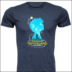 Get Your Finding Neverland T-shirt for when the play comes to the Fabulous Fox Theatre!
