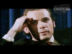Glenn Gould performance and interview on Ovation TV
