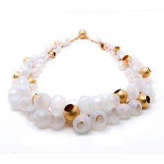 Who needs pearls...necklace by Jenny Llewellyn