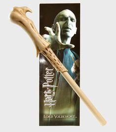 Lord Voldemort Wand Pen and Bookmark Harry Potter Shop, Wands, Stationery, Platform, Middle Earth, Paper Mill, Walls, Stationery Set