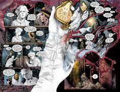 Recommended #ComicBook of the #Weekend: The Sandman: Overture (Hardcover)