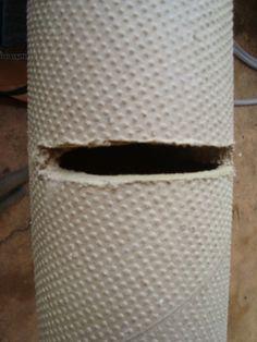 Olá visita!        Hoje vou passar pra vocês como fazer uma linda mesa usando tubos de papelão e papelão de embalagens.Essa fiz em parceri... Diy Projects To Try, Paper Dolls, Crafts For Kids, Blog, Home Decor, Cardboard Tube Crafts, Diy Crafts, Craft Box, Simple Crafts