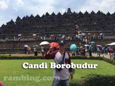 Candi Borobudur, Jawa Tengah, Indonesia