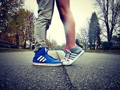 adidas chaussure couple