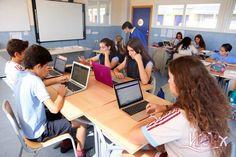 Para el curso 16-17 #ColegiosISP continua ofreciendo #BachilleratoAmericanoISP. Los nuevos alumnos realizaron la prueba de inglés necesaria para acceder a la doble titulación. En estas clases tenemos matriculados alumnos de 2º, 3º y 4º de la ESO.