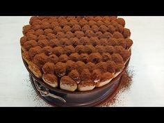Tort TIRAMISU - YouTube Ethnic Recipes, Food, Youtube, Sweets, Essen, Meals, Yemek, Youtubers, Eten