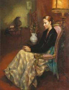 Francisco Ribera Gomez Madrid 1907 -1990
