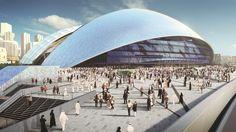 National Stadium Abu Dhabi :: ARUP ASSOCIATES