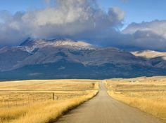 Open expanse of Montana
