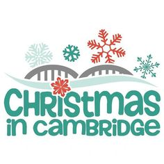 Last market of the year! Find us this weekend (from Thursday till Sunday) at the Cambridge Christmas Market located at the Cambridge City Hall.