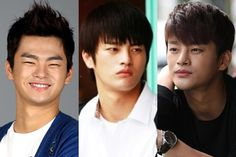 A reminiscene of Seo In Guk's footprints how he has been undergoing the painful trials.