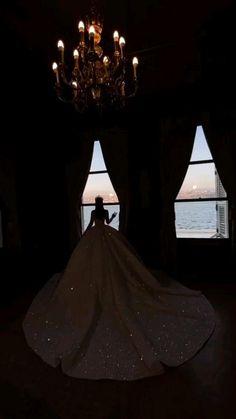 Fancy Wedding Dresses, Princess Wedding Dresses, Wedding Gowns, Quince Dresses, Ball Dresses, Fantasy Gowns, Princess Ball Gowns, Fairytale Dress, Mode Outfits