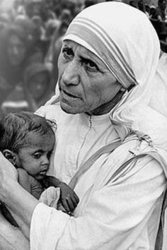a look at the greatest woman on the world mother teresa Joy quotes joy depends on  the gloom of the world is but a shadow behind it, yet within our reach,  mother teresa absolute.