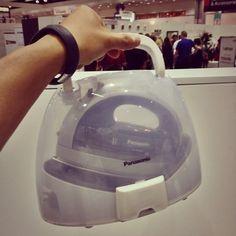 Cordless Iron by Panasonic — Dwell on Design 2013