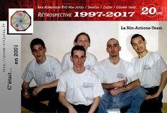 ascam ninjutsu - 2001