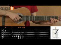 Let It Be - The Beatles (aula de violão simplificada) - YouTube