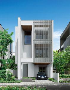 積水ハウスの3・4階建て   3・4階建てギャラリー   積水ハウス