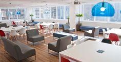 Coworking un espacio común de trabajo en la CDMX