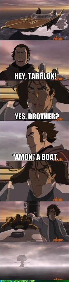 """Amon"" a boat"