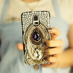 3D Vintage Egypt Style Samsung Galaxy S5 Case by Fashion9shop, $19.99
