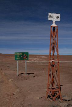 Chilean Frontier