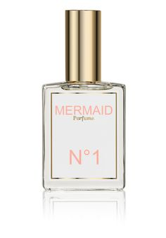 Mermaid Perfume Spray  Fragrance - orange blossom flowers  2 fl. oz.