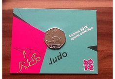 Royal Mint London 2012 50p Sports Collection - Judo 2011 Judo Olympic 50p Commemorative Coin in Display Pack. (Barcode EAN = 5026177221722). http://www.comparestoreprices.co.uk/martial-arts-equipment/royal-mint-london-2012-50p-sports-collection--judo.asp