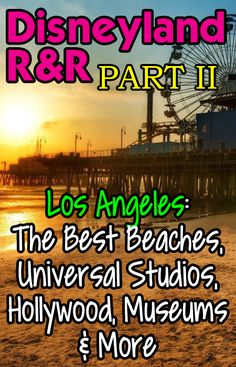 All about L.A. - the best beaches, Universal Studios, Hollywood, Museums, Star Tours, Rodeo Drive and more. Tons of links!