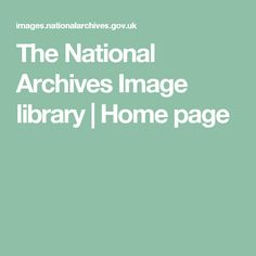 The National Archives Image library | Home page