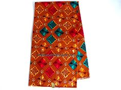 Vlisco Holland Real Wax African Fabric Cotton Print Wholesale Price Per yard No.HW010