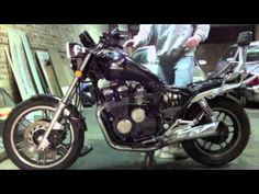 1985 CB450 Carburetor clean - YouTube