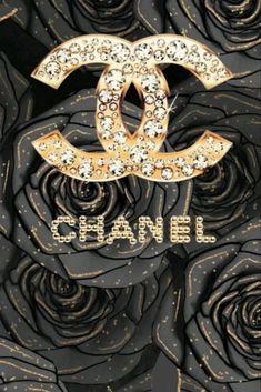 Designer Iphone Wallpaper, Louis Vuitton Iphone Wallpaper, Bling Wallpaper, Iphone Wallpaper Tumblr Aesthetic, Iphone Background Wallpaper, Chanel Room, Chanel Wall Art, Chanel Decor, Chanel Wallpapers