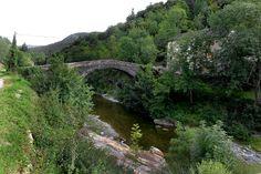 #Florac #villageétape #LangudocRoussillon #Lozere #pont #riviere #tarn #pontdutarn #cevennes