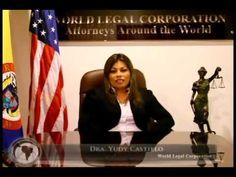 World Legal Corporation explica el proceso de Justicia y Paz #Video