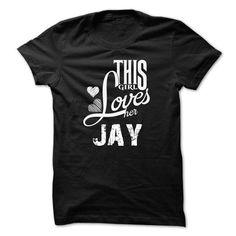 LIMITED EDITION - I Love My Jay Hoodie/Tshirt - #hollister hoodie #athletic sweatshirt. GET => https://www.sunfrog.com/Names/LIMITED-EDITION--I-Love-My-Jay-HoodieTshirt.html?68278