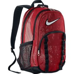 Nike Brasilia 7 XL Mesh Backpack Red *** Don't get left behind, see this great outdoor item : Day backpacks Mesh Backpack, Day Backpacks, Camping And Hiking, T Shirts With Sayings, North Face Backpack, Sweater Weather, Outdoor Gear, The North Face, Louis Vuitton
