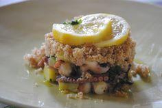 Sorelle in pentola: Cous-cous integrale con moscardini e patate, al li...