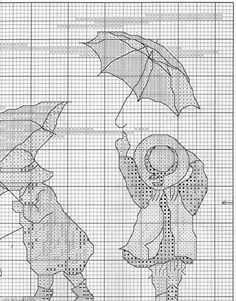 ru / Photo # 86 - All Our Yesterdays - natalytretyak Cross Stitch Charts, Cross Stitch Patterns, Cross Stitching, Needlework, Embroidery, Gallery, Punto De Cruz, Dots, Dressmaking