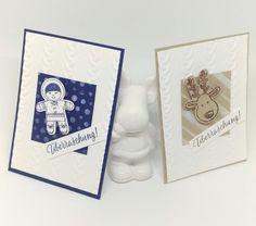 Stampin' Up Ausgestochen Weihnachtlich Weihnachtskarte