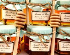 Custom Love Gifts by CustomLoveGifts on Etsy, Mason Jar Wedding Favors, Unique Wedding Favors, Wedding Favor Ideas
