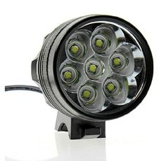 Night Eyes-Ultra Bright 500Lumen XML-T6 LED Bicycle headlight-Extremely Brigh...