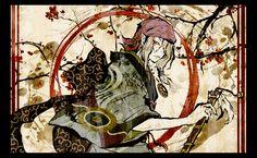 Kusuriuri from Mononoke