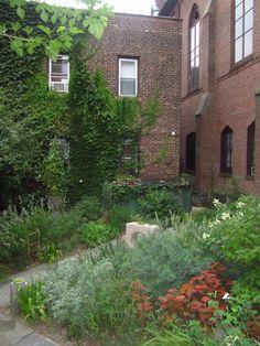 Secret sanctuary in Brooklyn