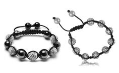 Shambala Bracelets DIY with link to video tutorial