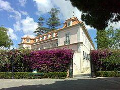 Oeiras (Portugal) – Palacio Marqués de Pombal