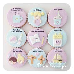 Hikayeli yıldönümü kurabiyeleri   Mia Atölye